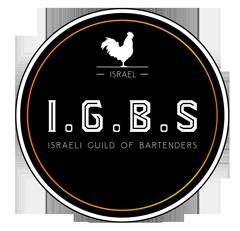 לוגו התאגדות הברמנים והברמניות בישראל